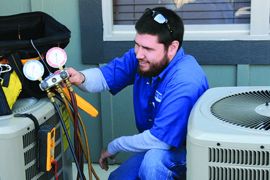 HVAC MAINTENANCE CONTRACTS & SERVICES