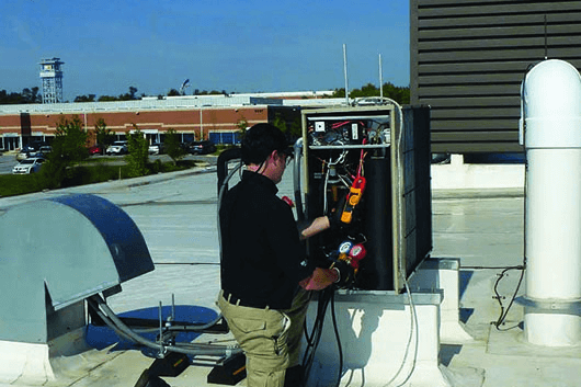 HVAC RETROFITTING
